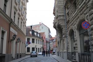 Riga... veggie capital of the Western world?