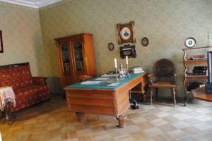 Dostoevsky's study
