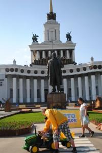 Go-Kart Lenin