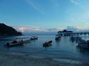 Coral Bay, Perhentian Kecil