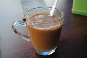 A good cuppa in Tanah Rata